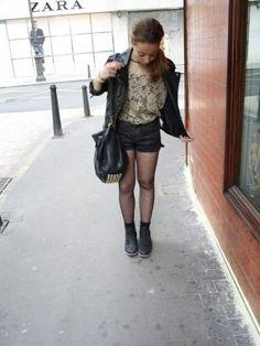 alicep Outfit   Primavera 2012. Combinar Bolso Negro eBay, Cómo vestirse y combinar según alicep el 9-5-2012