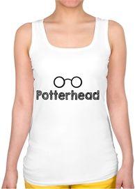 Duygu Özaslan - Potterhead Kendin Tasarla - Bayan Kare Yaka Atlet