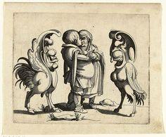 003- Dibujos grotescos - Arent van Bolten- Rijksmuseum - Cesar Ojeda