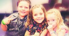 the three oldest children of the Shaytards: Sontard, Princesstard and Babytard! Shaytards, Old Pictures, Funny People, Butler, Make Me Smile, Youtubers, Children, Kids, Beautiful People
