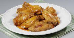 Spicy Honey-roasted Wings II Recipe
