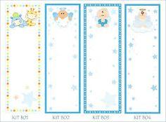 Resultado de imagen para caja para imprimir gratis de bautizo