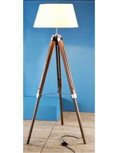 Dreifuss-Lampe «Loft»