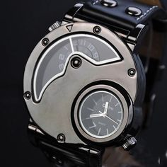 Skeleton Watches - Stan vintage watches — Mens Watch Steampunk Wrist Mechanical Watch – Anniversary Gifts for Men - Cool Watches, Watches For Men, Men's Watches, Wrist Watches, Unique Watches, Pocket Watches, Skeleton Watches, Swiss Army Watches, Anniversary Gifts For Him
