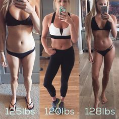"""2,434 Likes, 51 Comments - Arielle (@theblondeefiles) on Instagram: """"I had to get in a #transformationtuesday before my day gets hectic! Whenever I post about food I…"""""""