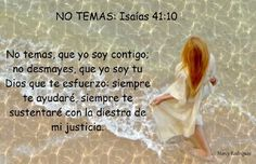 Isaias 41:10 Movies, Movie Posters, Bible Verses, Feelings, Dios, Messages, Films, Film Poster, Cinema