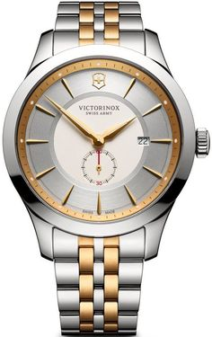 @vxswissarmy Watch Alliance #add-content #basel-17 #bezel-fixed #bracelet-strap-gold #brand-victorinox-swiss-army #case-material-steel #case-width-44mm #classic #date-yes #delivery-timescale-call-us #dial-colour-silver #gender-mens #movement-quartz-battery #new-product-yes #official-stockist-for-victorinox-swiss-army-watches #packaging-victorinox-swiss-army-watch-packaging #style-dress #subcat-alliance #supplier-model-no-241764 #warranty-victorinox-swiss-army-official-2-year-guarantee #