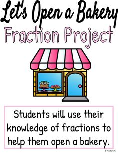 Learning Fractions, Math Fractions, Teacher Worksheets, Teacher Resources, Elementary Teacher, Elementary Schools, 4th Grade Math, Brain Food, Math Lessons