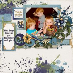 Credit: Square Fun Template by Angelclaud Artroom and Out of the Blue Collection by Jumpstart Designs