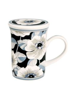 Vera Bradley Camelia Proclean Mug with Cover  - very cute!