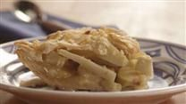 This delicious, flaky pie crust made with butter makes a single crust pie, but can be scaled to meet your pie baking needs.