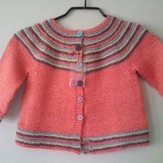 baby cardigan Knitting pattern by Rachel Atkinson Baby Cardigan Knitting Pattern, Arm Knitting, Baby Knitting Patterns, Girls Sweaters, Baby Sweaters, Crochet Fall, Knit Crochet, Baby Scarf, Christmas Knitting Patterns