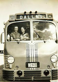 Oldtime Bus Pictures