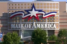 Out of the over 520 shops in the Mall of America, there are ONLY 12 stores to shop at if you're plus size.