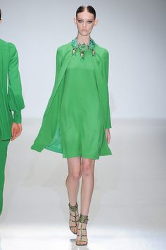 Milan Fashion Week Spring 2013 - Gucci-   For more trends go to www.diy-nyc.com #FW2013 #DIYNYC