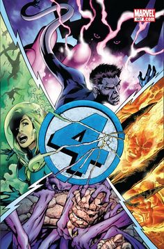 Fantastic Four #587?