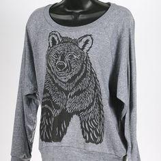 Bear sweater? Yes please. #SicEm
