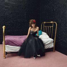 Freja Beha Erichsen by Inez Van Lamsweerde & Vinoodh Matadin///Vogue Paris May 2013