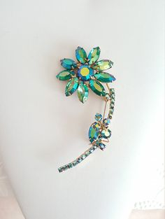 Check out this item in my Etsy shop https://www.etsy.com/listing/387044744/juliana-delizza-and-elster-green-blue
