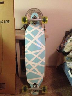 Picture of How To Paint Your Longboard/skateboard