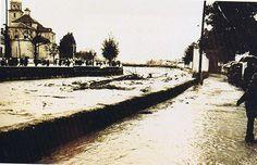 Las crónicas de la época cuentan que Granada sufrió dos meses ininterrumpidos de temporal, por lo que las fuertes lluvias provocaron que el cauce del río Genil se desbordara a su paso por el Paso d…
