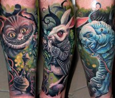 Tattoo Artist - Csaba Mullner