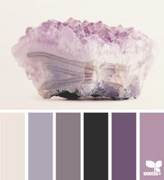 Mineral tones from Design Seed - fantastic website that provides amazing palettes from photos.