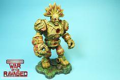 Eztlachtli-War Of The Ravaged Board Game Mini Board Games, War, Mini, Fictional Characters, Fantasy Characters