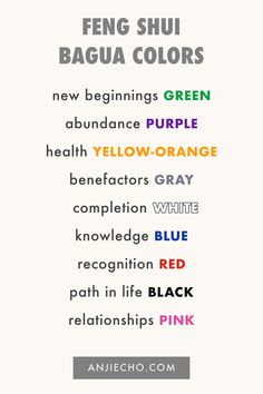 Feng Shui And Money, How To Feng Shui Your Home, Feng Shui Wealth, Feng Shui Guide, Feng Shui Basics, Feng Shui House, Hippie Home Decor, House Colors, Reiki