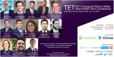 2017 Inaugural Silicon Valley Real Estate Tech Conference
