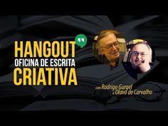 Mídia Sem Máscara - Olavo de Carvalho e Rodrigo Gurgel: a importância da Oficina de Escrita Criativa