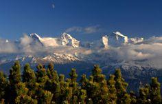 Eiger, Mönch und #Jungfrau