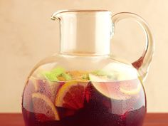 Red Sangria from FoodNetwork.com