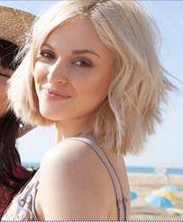 Blonde Bobs, Blonde Hair, Yummy Hair, Short Curly Bob, Bob Hairstyles, Hair Beauty, Long Hair Styles, Fern, Hair Colors