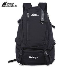 Just US$29.51 + , buy CAMEL MOUNTAIN Climbing Backpack Camping Sport Bag online shopping at GearBest.com.