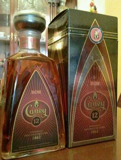 Rum Caney 12 Years. Born in the city that allowed the world to enjoy what we drink today named Rum. Santiago de Cuba in eastern Cuba is the Cradle of Cuban Light Rum since 1862 have been made ​​since the best light rums in the world. This is one of them.