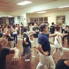Master Chen Bing's headquarter school is in Chenjiagou, the birthplace of taijiquan, but he often travels the world to visit his many international disciples and schools. Here he is pictured teaching a workshop in Los Angeles at CBTLA in -rs Tai Chi, Chen, Martial Arts, Schools, Workshop, Teaching, Usa, Instagram Posts, Atelier