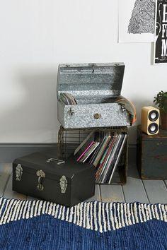 Handy metal storage box #urbanoutfitters