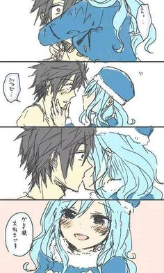 ''Juvia loves you Gray-sama!!''