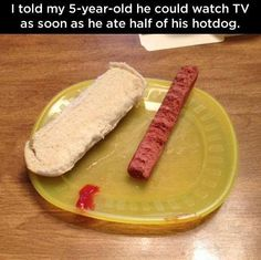 I-told-my-5-year-old....everyone sees things differently;)