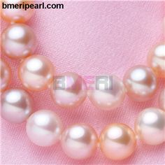 golden south sea pearl necklace, white pearl choker necklace	visit: http://www.bmeripearl.com	#whitepearlchokernecklace