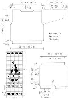 Maritimes Set (DROPS Pulli, kurze Hosen und Baskenmütze) aus Safran ~ DROPS Design