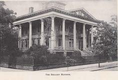 Bellamy Mansion Antebellum Masterpiece -- hx and are information >>  http://www.cfhi.net/BellamyMansionAntebellumMasterpiece.php