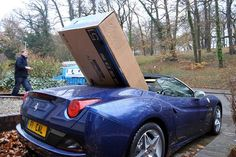 Who said that supercars are unpractical?
