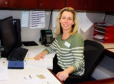 Michelle Zelikman, a registered dietitian, is North Shore Elder Services Community Dietitian. She has many