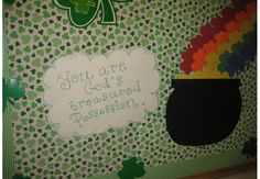 Biblical St. Patrick's Day crafts and video