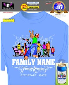 Cool Family Reunion T-Shirts