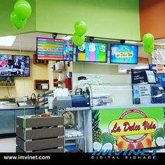 Felicitaciones a @LaDulceVidaRaspados por la apertura de su nueva tienda que sigan los exitos