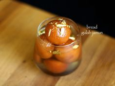 bread gulab jamun recipe, instant gulab jamun with bread step by step photo/video. easy & quick version to traditional gulab jamun with khoya or milk powder