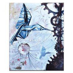 Changing Time by Olena Kosenko | Artist Lane